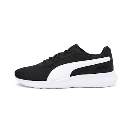 ST Activate SoftFoam+ Sneakers, Puma Black-Puma White, small-IND