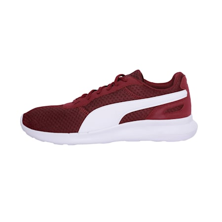 ST Activate Shoes, Cordovan-Puma White, small-IND