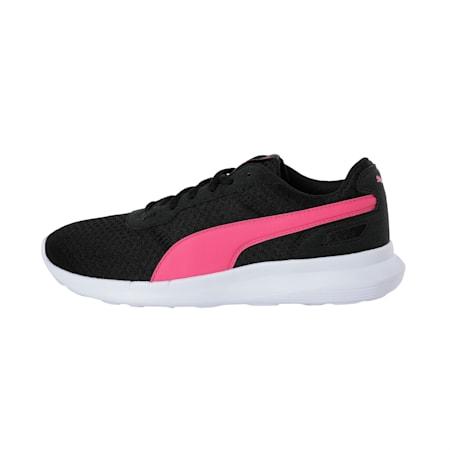 ST Activate SoftFoam+ Sneakers, Puma Black-Fuchsia Purple, small-IND