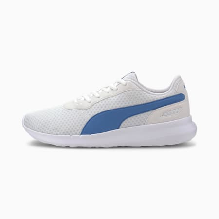 ST Activate SoftFoam+ Sneakers, Puma White-Palace Blue-Palace Blue, small-IND