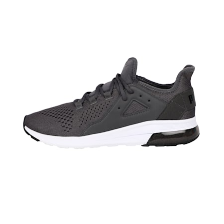 Electron Street Mesh SoftFoam+ Shoes, Asphalt-Black-Forest Night, small-IND