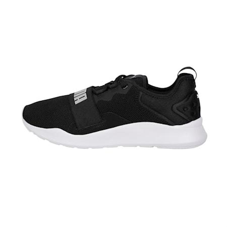 Wired Pro IMEVA  Running Shoes, Puma Black-Puma White, small-IND