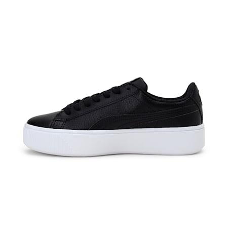 PUMA Vikky Stacked Women's Shoes, Puma Black-Puma Black, small-IND