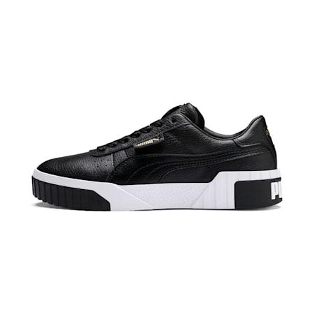 Basket Cali pour femme, Puma Black-Puma White, small