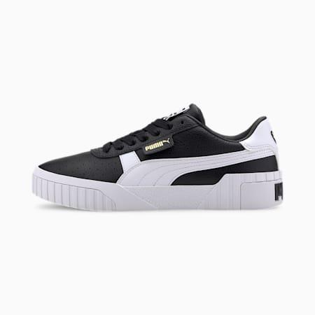 Cali Damen Sneaker, Puma Black-Puma White, small