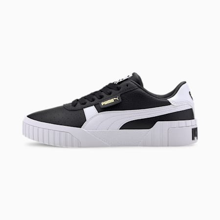Cali sportschoenen voor dames, Puma Black-Puma White, small