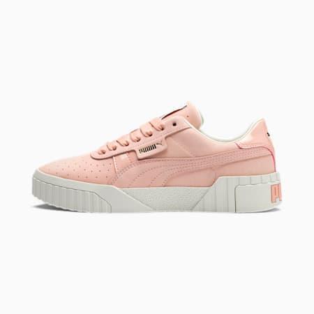 Zapatos deportivos de nobuk Cali para mujer, Peach Bud-Peach Bud, pequeño