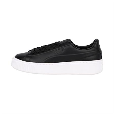 Platform Seamless Women's Shoes, Puma Black-Puma White, small-IND