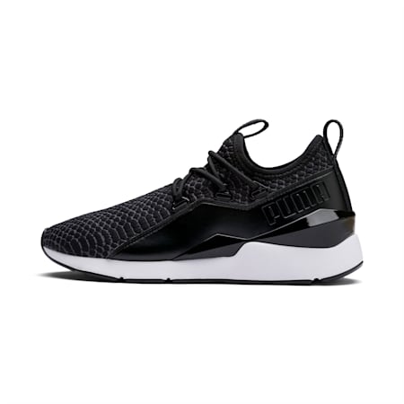 Muse 2 Reptile Trailblazer Women's Shoes, Puma Black, small-IND