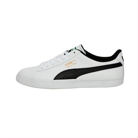 Court Star Vulc Unisex Sneakers, Puma White-Puma Black-Puma White, small-IND
