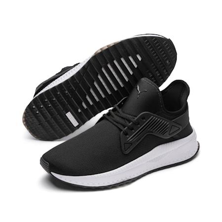 Tsugi Cage Sneakers, Puma Black-Puma White, small-SEA