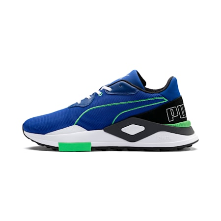 Shoku Koinobori Shoes, Surf The Web - Puma Black, small-IND