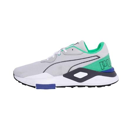 Shoku Koinobori Shoes, G.Violet-Irish Green-P.White, small-IND