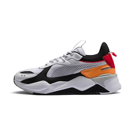 Basket RS-X Tracks, Puma White-Puma Black, small