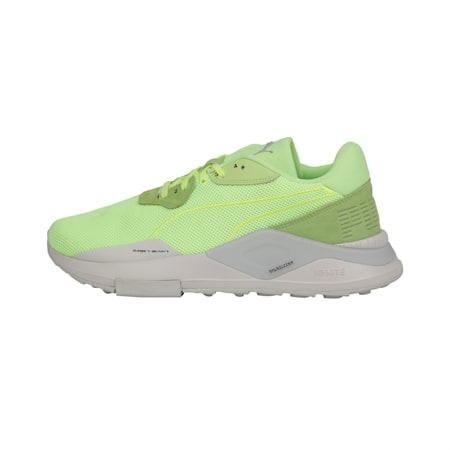 SHOKU In Plain Sight Sneakers, Fizzy Yellow-Glacier Gray, small-IND