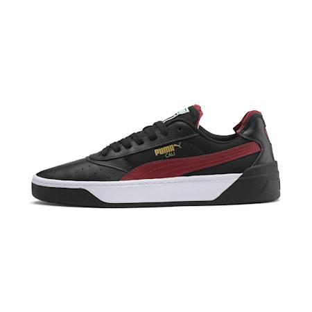 Cali-0 Shoes, Puma Black-Rhubarb-Puma Wht, small-IND