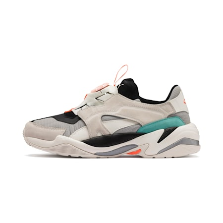 サンダー ディスク スニーカー, Puma Black-Whisper White, small-JPN