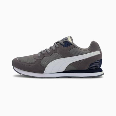 Vista Men's Sneakers, Gray-White-PeacoatSilver, small