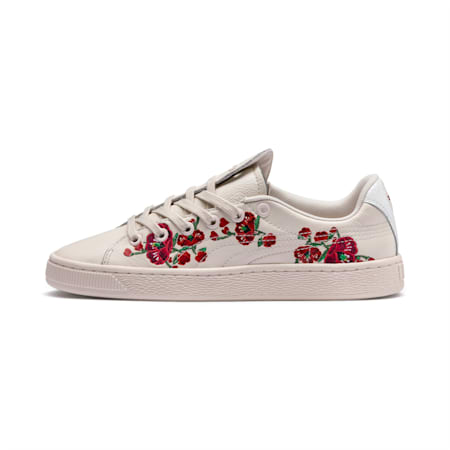 PUMA x SUE TSAI BASKET 'CHERRY BOMBS' WOMEN'S, Powder Puff-Powder Puff, small-JPN