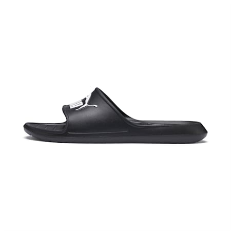 Sandales Divecat v2, noir PUMA-blanc PUMA, petit