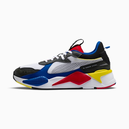 RS-X Toys Men's Sneakers, Puma White-Puma Royal, small