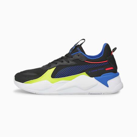 RS-X TOYS Sneaker, Puma Black-Bluemazing-Yellow Glow, small
