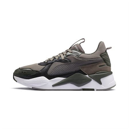 RS-X TROPHY Trainers, Steel Gray-Dark Shadow, small