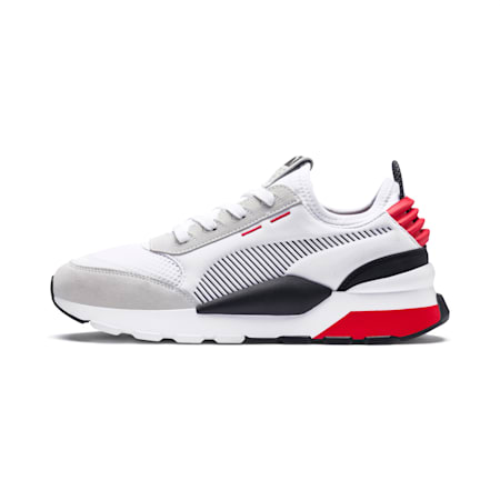 RS-0 Winter Inj Toys Trainers, Puma White-High Risk Red, small-SEA