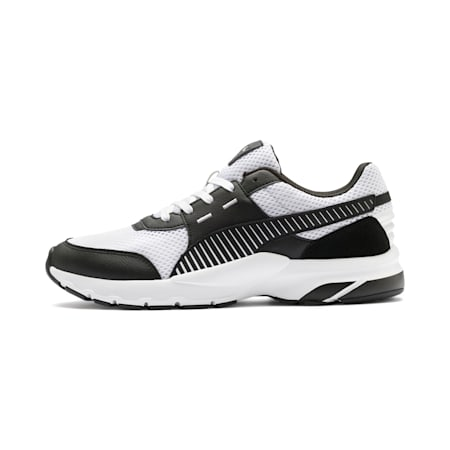 Future Runner Premium Trainers, Puma White-Puma Black, small-SEA