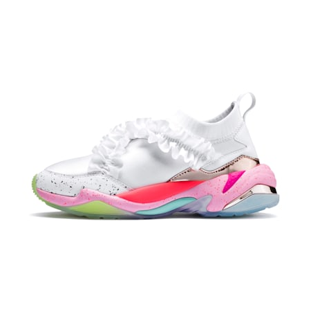 PUMA x SOPHIA WEBSTER Thunder Women's Shoes, Puma White, small-IND