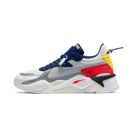 PUMA x ADER ERROR RS-X Trainers, Whisper White-Blueprint-Red, small