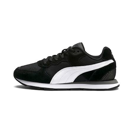 Vista SoftFoam+ Sneakers JR, Puma Black-Puma White, small-IND