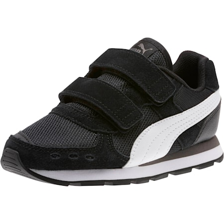 Zapatos Vista para niños, Puma Black-Puma White, pequeño