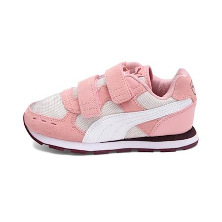 Vista V Kids' Shoes, Bridal Rose-Puma White, small-IND