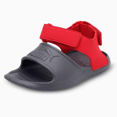 Divecat v2 Injex Kids' Sandals, CASTLEROCK-High Risk Red, small-IND