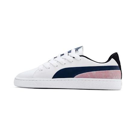 Basket Crush Paris Women's Sneakers, Dress Blues-Puma White, small-IND