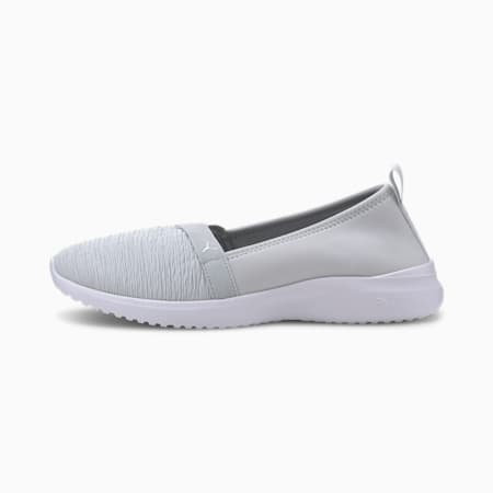 Adelina Women's Ballet Shoes, Plein Air-Silver-Wht-Peacoat, small