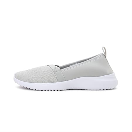 Adelina SoftFoam+ Women's Ballet Shoes, Gray Violet-Quarry, small-IND