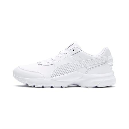 Future Runner L sportschoenen, Puma White-Gray Violet, small