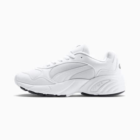 CELL Viper Youth Sneaker, Puma White-Puma White, small