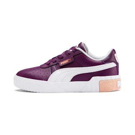 Cali Little Kids' Shoes, Plum Purple-Peach Parfait, small