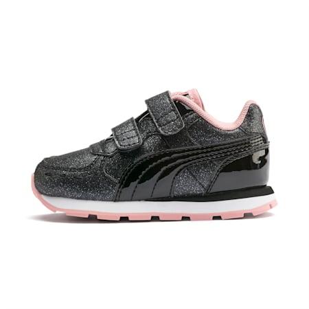 Vista Glitz Toddler Shoes, Puma Black-Bridal Rose, small