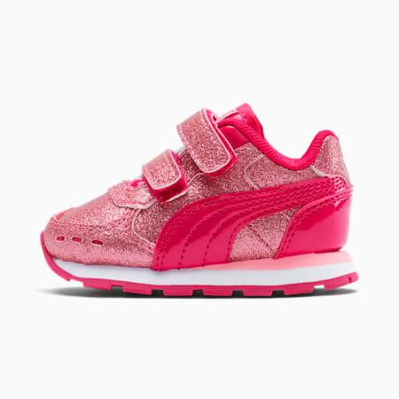 Vista Glitz Toddler Shoes, BRIGHT ROSE-Peony, small