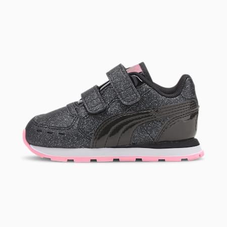 Vista Glitz Toddler Shoes, Puma Black- Black-Pale Pink, small