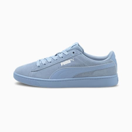 PUMA Vikky v2 Women's Sneakers, Blue- Blue-White, small