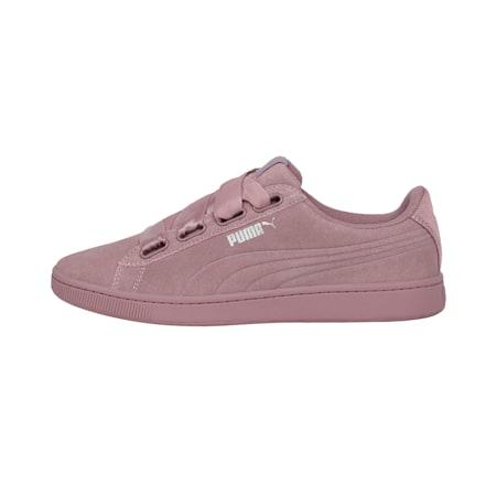 Vikky v2 Ribbon Women's Shoes, Elderberry-Elderberry-Silver, small-IND
