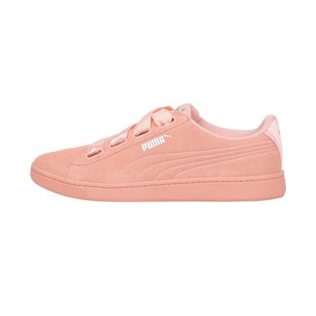 Vikky v2 Ribbon Women's Shoes, Peach Bud-Peach Bud-Silver, small-IND