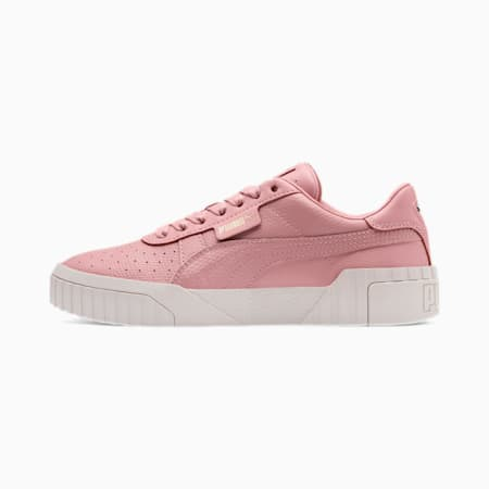 Cali Emboss Women's Trainers, Bridal Rose, small
