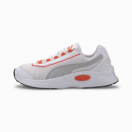 Nucleus IMEVA Training Shoes, P.W-High Rise-Hot Coral-P.B, small-IND