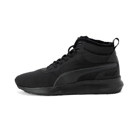 Activate Mid-Cut Boots, Puma Black-Puma Black, small-IND